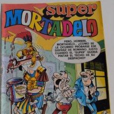 Tebeos: SUPER MORTADELO Nº 76 - BRUGUERA 1978. Lote 175853690
