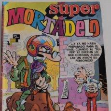 Tebeos: SUPER MORTADELO Nº 87 - BRUGUERA 1979. Lote 175853858