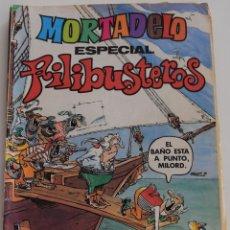 Tebeos: MORTADELO ESPECIAL Nº 103 - BRUGUERA 1981. Lote 175854425