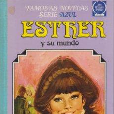 Tebeos: ESTHER Nº 2 SERIE AZUL 3ª EDICIÓN 1985. Lote 175854469