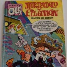 Tebeos: MORTADELO Y FILEMON Nº 103 - UNA PISTA QUE DESPISTA - COLECCIÓN OLE! - 1º EDICIÓN 1974. Lote 175855418