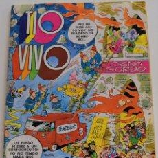 Tebeos: TIO VIVO NUMERO EXTRA DE CARNAVAL - BRUGUERA 1975. Lote 175863298