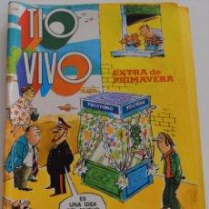 Tebeos: TIO VIVO NUMERO EXTRA DE PRIMAVER - BRUGUERA 1978. Lote 175863642