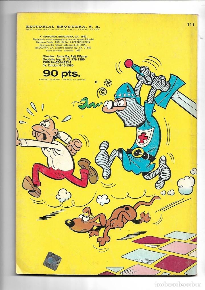 Tebeos: Mortadelo y Filemón, Colección Olé Año 1980 Nº 111. Dibujada por Francisco Ibañez. - Foto 2 - 175920672