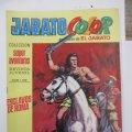 Lote 175964794: LOTE JABATO COLOR - 2ª EPOCA - DEL 1 AL 18 - MUY BUEN ESTADO - SUPER AVENTURAS - BRUGUERA