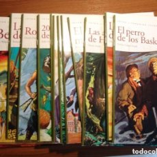 Tebeos: JOYAS LITERARIAS JUVENILES - EL PAIS (COLECCION COMPLETA). Lote 175970509
