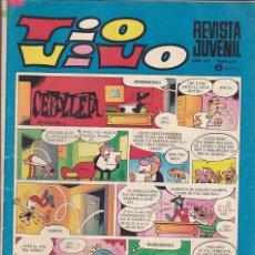 Tebeos: COMIC COLECCION TIO VIVO 2ª EPOCA Nº 539. Lote 206846911