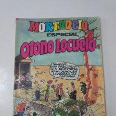 Tebeos: MORTADELO ESPECIAL OTOÑO LOCUELO NÚMERO 144 AÑO 1982. Lote 176082474