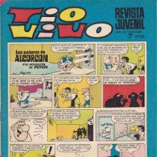 Livros de Banda Desenhada: COMIC COLECCION TIO VIVO 2ª EPOCA Nº 607. Lote 176351339