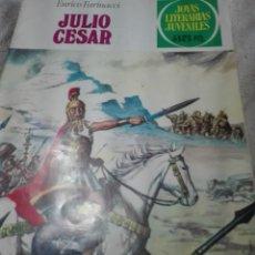 Tebeos: JOYAS LITERARIAS JUVENILES JULIO CÉSAR. Lote 176430888