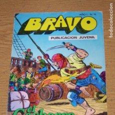 Tebeos: BRAVO Nº 11 EL CACHORRO 6. Lote 176431765