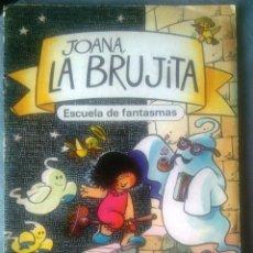 Livros de Banda Desenhada: JOANA LA BRUJITA 8 ESCUELA DE FANTASMAS - JAN. Lote 176601459
