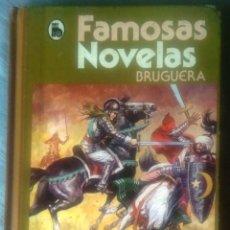 Tebeos: FAMOSAS NOVELAS VOLÚMEN XX 20 - BRUGUERA. Lote 176601523