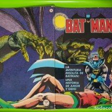 Tebeos: BATMAN LOTE DE 4 ÁLBUMES GIGANTES (2,3,4 Y 5) EN BUEN ESTADO. UNA ÉPOCA IMPRESCINDIBLE. Lote 176608132
