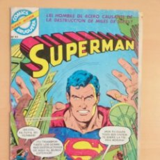 Tebeos: SUPERMAN. NUM 42. EDITORIAL BRUGUERA. 1979. Lote 176630592