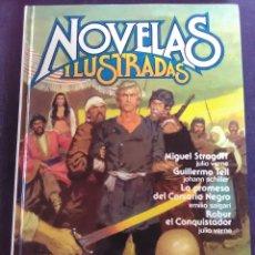 BDs: Nº 1 COLECCIÓN NOVELAS ILUSTRADAS. BRUGUERA 1984.. Lote 176635180