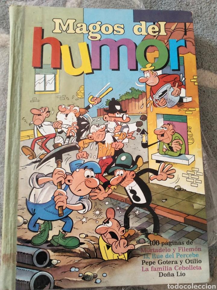 MAGOS DEL HUMOR VOLUMEN XI (Tebeos y Comics - Bruguera - Otros)