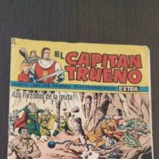 Tebeos: EL CAPITAN TRUENO. 270 EXTRA. . Lote 176760485