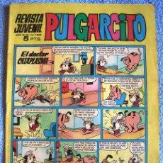 Tebeos: PULGARCITO - Nº 1945 - REVISTA JUVENIL CON SHERIFF KING Y BUQUE FANTASMA - AÑO 1968. . Lote 176806719