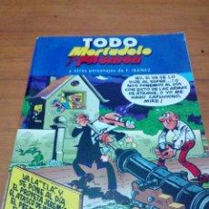 Tebeos: TODO MORTADELO Y FILEMON Y OTROS PERSONAJES DE F. IBÁÑEZ. Nº 33. EST8B2. Lote 176813797