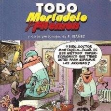 Tebeos: TODO MORTADELO Y FILEMON Y OTROS PERSONAJES DE F. IBÁÑEZ- Nº 24. EST8B2. Lote 176815015