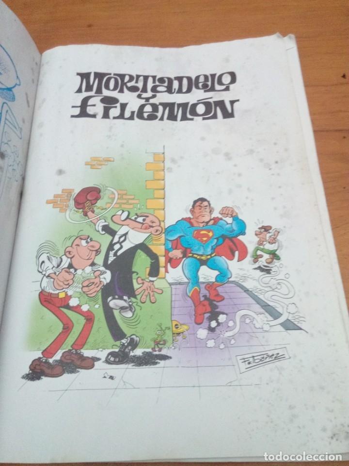 Tebeos: TODO MORTADELO Y FILEMON Y OTROS PERSONAJES DE F. IBÁÑEZ- Nº 24. EST8B2 - Foto 4 - 176815015