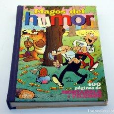Tebeos: MAGOS DEL HUMOR XIX - Nº19 - EDITORIAL BRUGUERA - AÑO 1974 - MORTADELO Y FILEMON - 1º EDICION. Lote 176863890