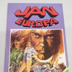 Tebeos: JAN EUROPA SELECCION 1 / 1ª EDICION BRUGUERA 1984. Lote 29517067