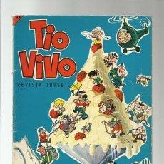 Tebeos: TIO VIVO, EXTRA DE VACACIONES, 1965, BRUGUERA, BUEN ESTADO. COLECCIÓN A.T.. Lote 176964067
