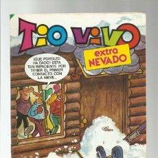Tebeos: TIO VIVO EXTRA 47, EXTRA NEVADO, 1984, BRUGUERA, MUY BUEN ESTADO. COLECCIÓN A.T.. Lote 176964227