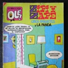 BDs: ZIPI Y ZAPE Nº 181 - CINCO AMIGUETES Y LA PANDA - BRUGUERA 1985. Lote 177059493