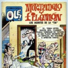 Tebeos: COLECCIÓN OLÉ! - MORTADELO Y FILEMÓN - ED. BRUGUERA - Nº 124 - 1ª EDICIÓN - 1976. Lote 177183015