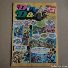Livros de Banda Desenhada: DIN DAN, Nº 357, AÑO X, EPOCA II. BRUGUERA 1974. LITERACOMIC. C2. Lote 177218537