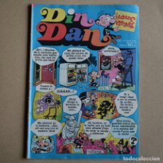Livros de Banda Desenhada: DIN DAN, Nº 354, EPOCA II. BRUGUERA 1974. LITERACOMIC. C2. Lote 177218587