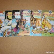 Livros de Banda Desenhada: BERMUDILLO. EL GENIO DEL HATILLO. COMPLETA BRUGUERA 1981 - ORIGINAL.. Lote 177263798