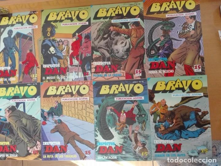 Tebeos: COLECCIÓN COMPLETA EL CACHORRO E INSPECTOR DAN - Foto 13 - 177404920