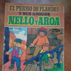 Tebeos: EL PERRO DE FLANDES Y SUS AMIGOS NELLO Y AROA. NUM 10. Lote 177478039