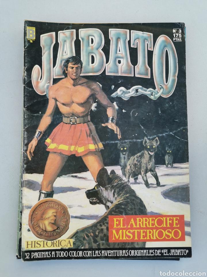 Tebeos: JABATO DEL 1 AL 10 EDICIÓN HISTÓRICA 1987 - Foto 4 - 177500547