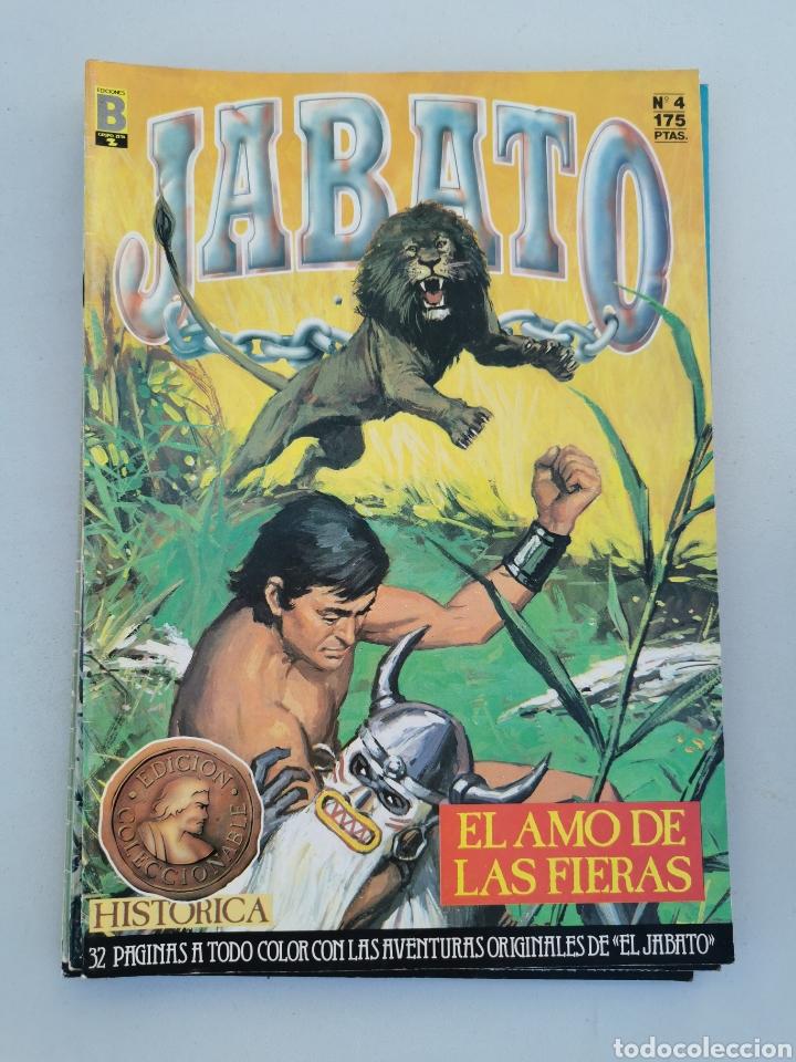 Tebeos: JABATO DEL 1 AL 10 EDICIÓN HISTÓRICA 1987 - Foto 5 - 177500547