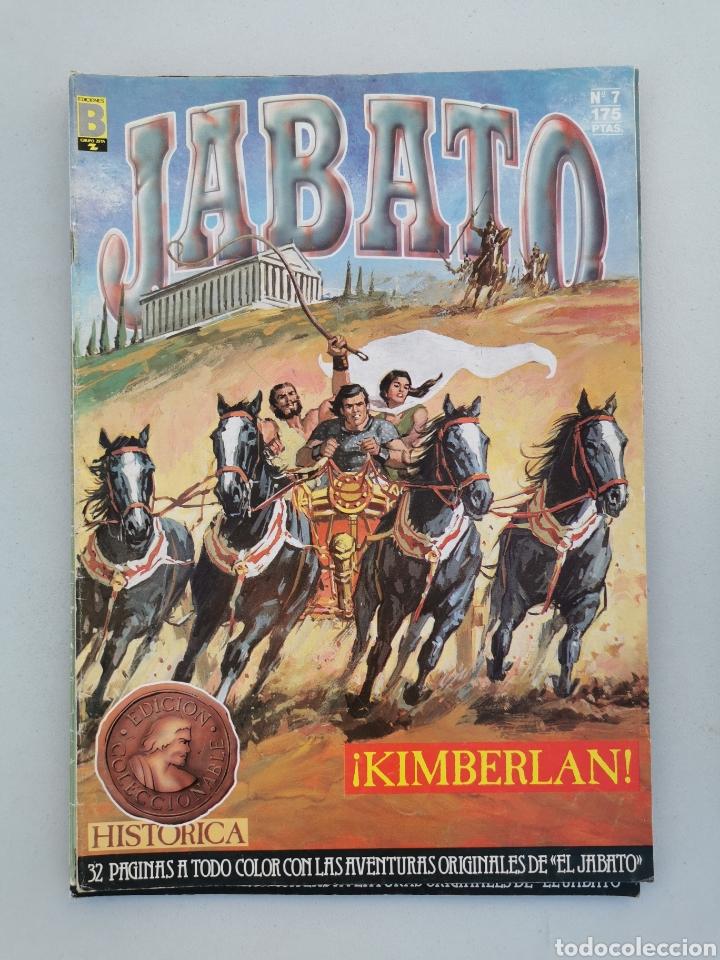 Tebeos: JABATO DEL 1 AL 10 EDICIÓN HISTÓRICA 1987 - Foto 8 - 177500547