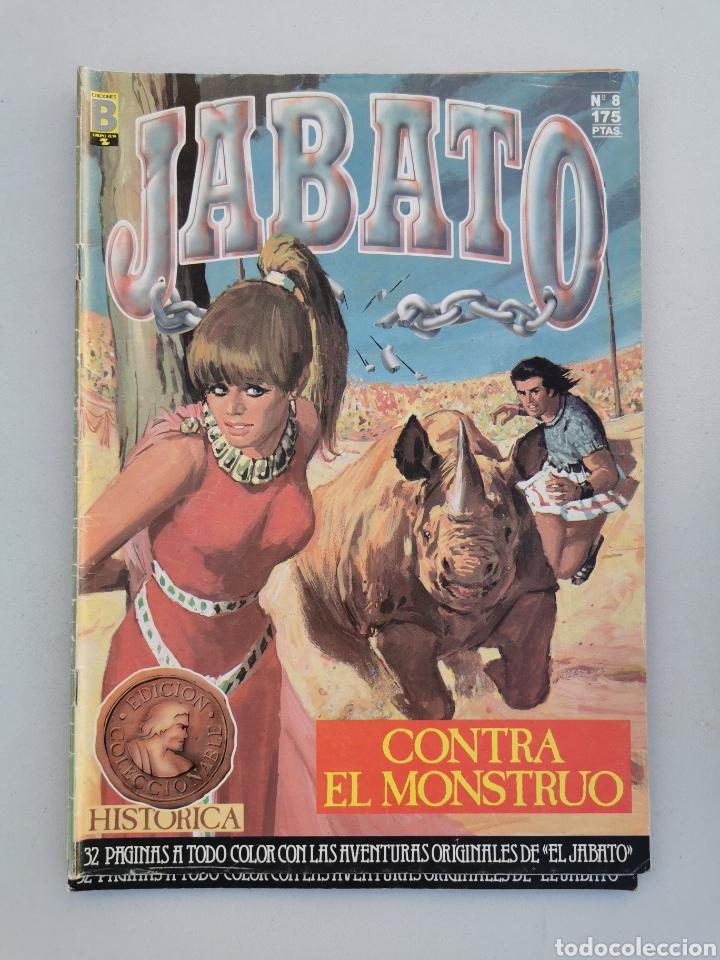Tebeos: JABATO DEL 1 AL 10 EDICIÓN HISTÓRICA 1987 - Foto 9 - 177500547