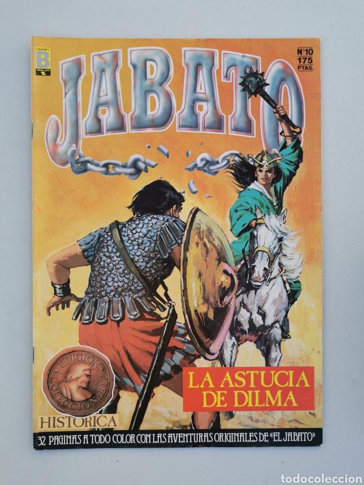 Tebeos: JABATO DEL 1 AL 10 EDICIÓN HISTÓRICA 1987 - Foto 11 - 177500547