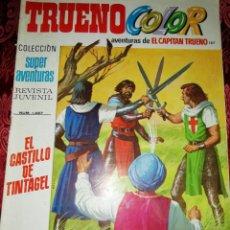 Tebeos: 10 NUMEROS TRUENO COLOR,AÑOS 1972 AL 74. Lote 177571048