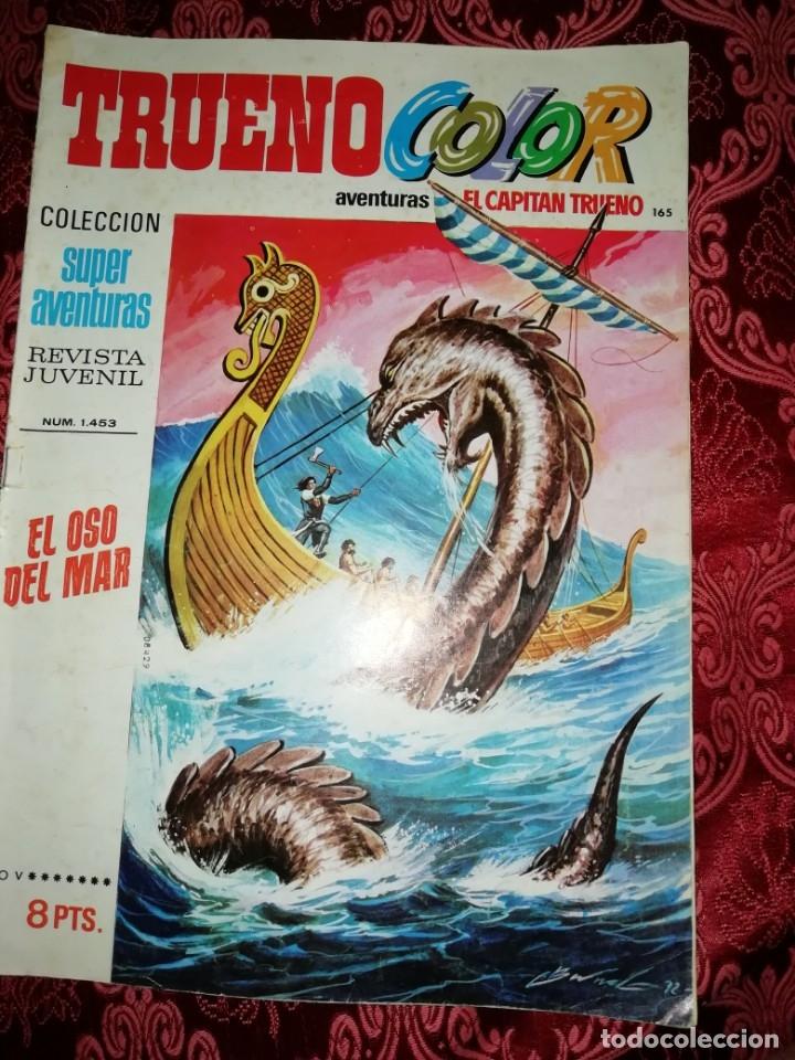 Tebeos: 10 numeros Trueno color,años 1972 al 74 - Foto 9 - 177571048
