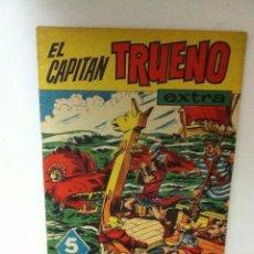 Tebeos: EL CAPITÁN TRUENO - ALMANAQUE 1961- MUY BIEN CONSERVADO. Lote 177588815