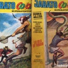 Tebeos: JABATO COLOR- EXTRA - LOTE DE 2 (NUM.8Y 32). Lote 177591915