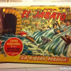 Tebeos: JABATO - LOTE DE 7 . Lote 177592150
