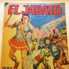 Tebeos: JABATO GIGANTE -Nº. 1. Lote 177592474