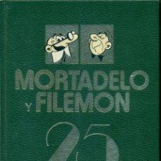 Tebeos: EXTRAORDINARIO MORTADELO Y FILEMON 25 AÑOS DE HISTORIA. Lote 194268061