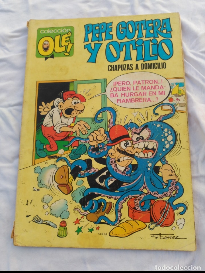 OLÉ Nº 1 2ª EDICIÓN 1975 (Tebeos y Comics - Bruguera - Ole)